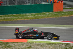 Italian Formula 2 Championship Fiat Abarth 2015 at Monza Stock Image