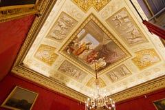 Italian Frescoes Stock Photo