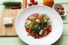 Italian fresh salad Stock Photo
