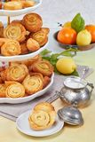 Italian Fried Pastries royalty free stock images