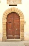 Italian front door Stock Photos