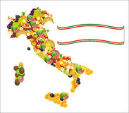 Italian fruit Stock Photos