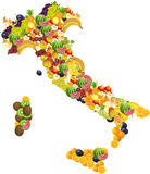 Italian fruit Stock Image