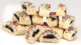 Italian Fruit Bar Cookie stock image