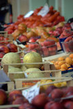 Italian fruit Market Stock Photography
