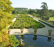 italian garden Stock Photos
