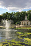 Italian Garden at Kensington Gardens Royalty Free Stock Photography
