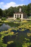The Italian Gardens at Hyde Park Stock Photos