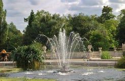 Italian Gardens, Kensington Gardens Royalty Free Stock Image