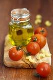 Italian gastronomic specialties Royalty Free Stock Images