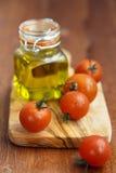 Italian gastronomic specialties Stock Image