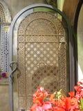 Italian gate Royalty Free Stock Photo