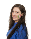 Italian Girl Royalty Free Stock Images