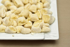 Italian gnocchi Royalty Free Stock Photography