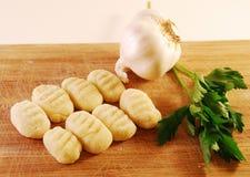 Italian gnocchi Royalty Free Stock Photos