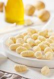 Italian gnocchi Royalty Free Stock Image
