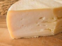 Italian Goat Cheese Stock Image