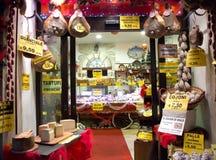 Italian grocery store Stock Photo