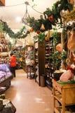 Italian grocery store Stock Photos