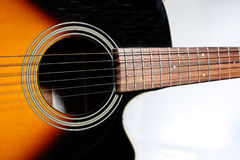 Italian Guitar Stock Image