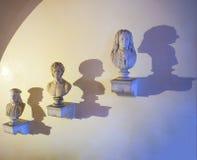 Italian half-length artists Stock Photo