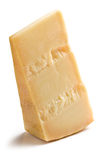 Italian hard cheese Royalty Free Stock Images