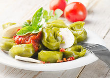 Italian healthy  food Royalty Free Stock Photos