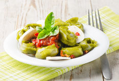 Italian healthy  food Royalty Free Stock Image