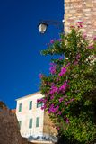 Italian historical town Royalty Free Stock Images