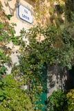 Italian historical town Stock Photos