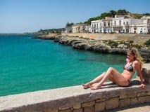 Italian holidays Royalty Free Stock Photography