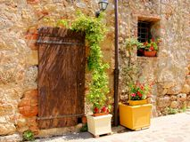 Italian home Stock Photo