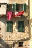 Italian Home Stock Photo