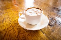 Italian hot drink Stock Images