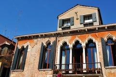 Italian house Royalty Free Stock Photos