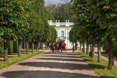 The Italian house Royalty Free Stock Photo