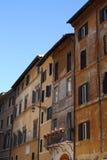 Italian houses Stock Photo