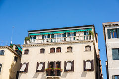 Italian houses Royalty Free Stock Photos