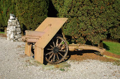 Italian Howitzer Royalty Free Stock Photos