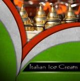 Italian Ice Cream Royalty Free Stock Photos