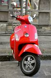 Italian icon: Vespa scooter  Stock Photos