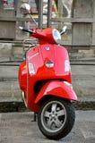 Italian Icon: Vespa Scooter Stock Photos