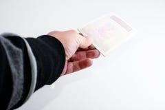 Italian Identity card Stock Photos