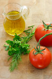 Italian ingredient Royalty Free Stock Photography