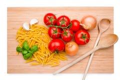 Italian ingredients Stock Images