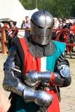 Italian knight Royalty Free Stock Photography