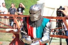 Italian Knight Stock Image