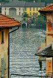 Italian Lake Royalty Free Stock Image