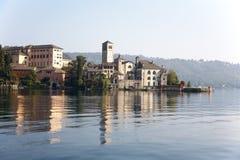 Italian lake Royalty Free Stock Images