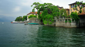 Italian lakes Stock Image